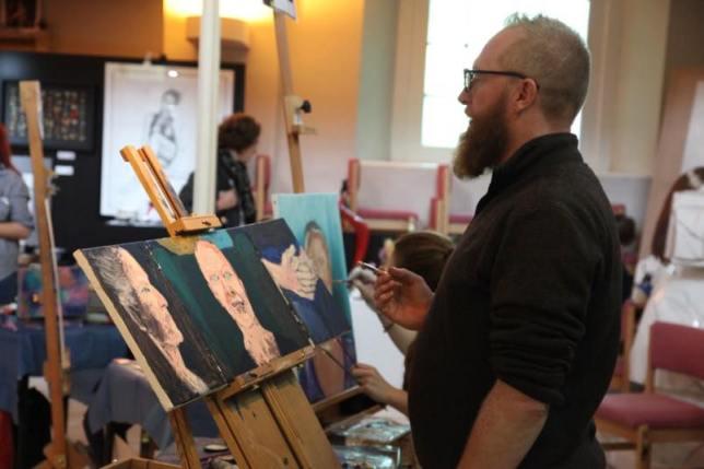 Billericay Portrait Artist of the Year